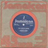 Horace Andy - You Are My Angel / version (Jamaican Recordings) UK 7""